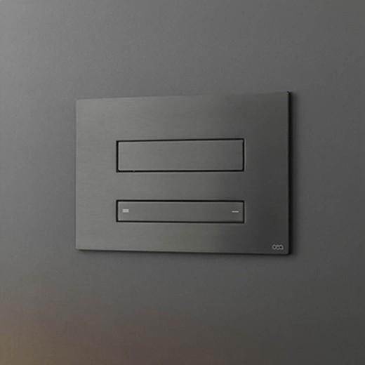 Cea Design Hydroplate Pla06 Plate For Dual Flush Cistern