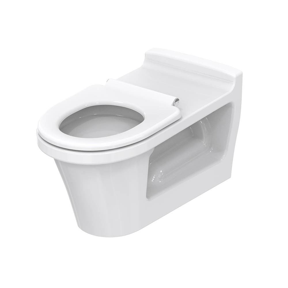 TOTO COMMERCIAL CF WC, wallhung, barrier-free washdown CW142Y