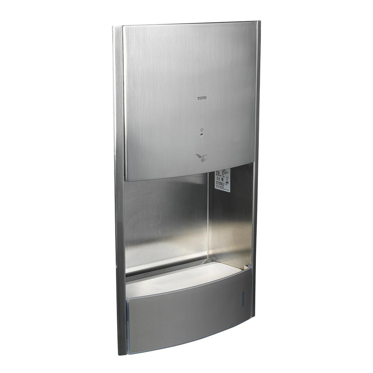 Toto Recessed Hand Dryer Tyc604 Tooaleta
