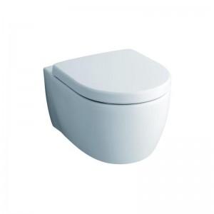 Keramag iCon wall-mounted, L: 53 W: 35.5 204060600 toilet