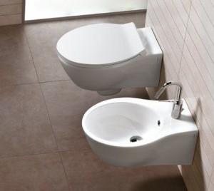 Hatria NIDO wall hung wc
