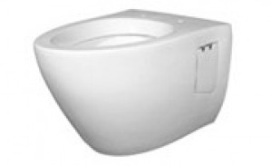 Closette By Le Trone -Wall hung toilet for toilet bidet seat