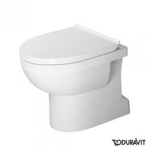 Duravit DuraStyle Basic floorstanding washdown toilet