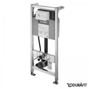 Duravit DuraSystem toilet element integrated hygiene flush
