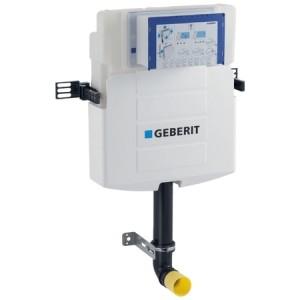Geberit Sigma concealed cistern 12 cm, 6 / 3 litres