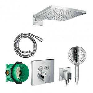 Hansgrohe Raindance E & Shower Select, shower system