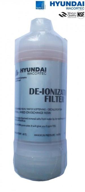 hyundai bidet seat water filter
