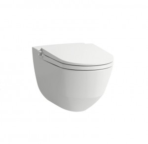 laufen riva cleanet toilet shower