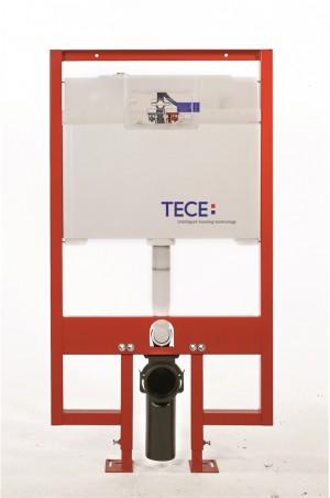 TECE WC Frame 112cm SLIMline 8cm Cistern