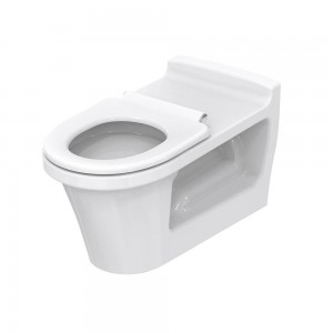 toto cf no rim, rimless direct flush  cw142y commercial