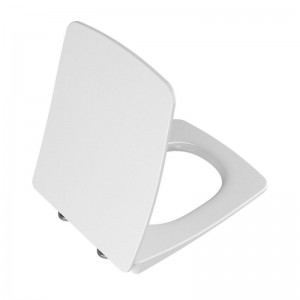 VitrA Metropole toilet seat Slim with soft-close & removable