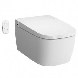 VitrA V-care 1.1 Basic shower toilet 5674B403-6195 bidet combination