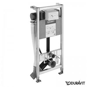 Duravit DuraSystem toilet element manual odour extraction & hygiene flush
