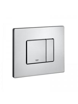 Grohe Skate Cosmopolitan stainless steel toilet flush plate