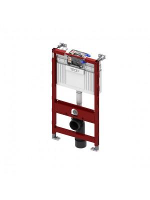 TECE profil wall-mounted toilet module with TECE cistern