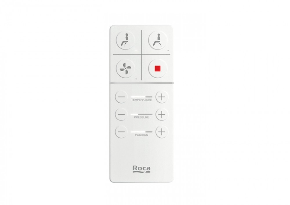roca in wash remote control
