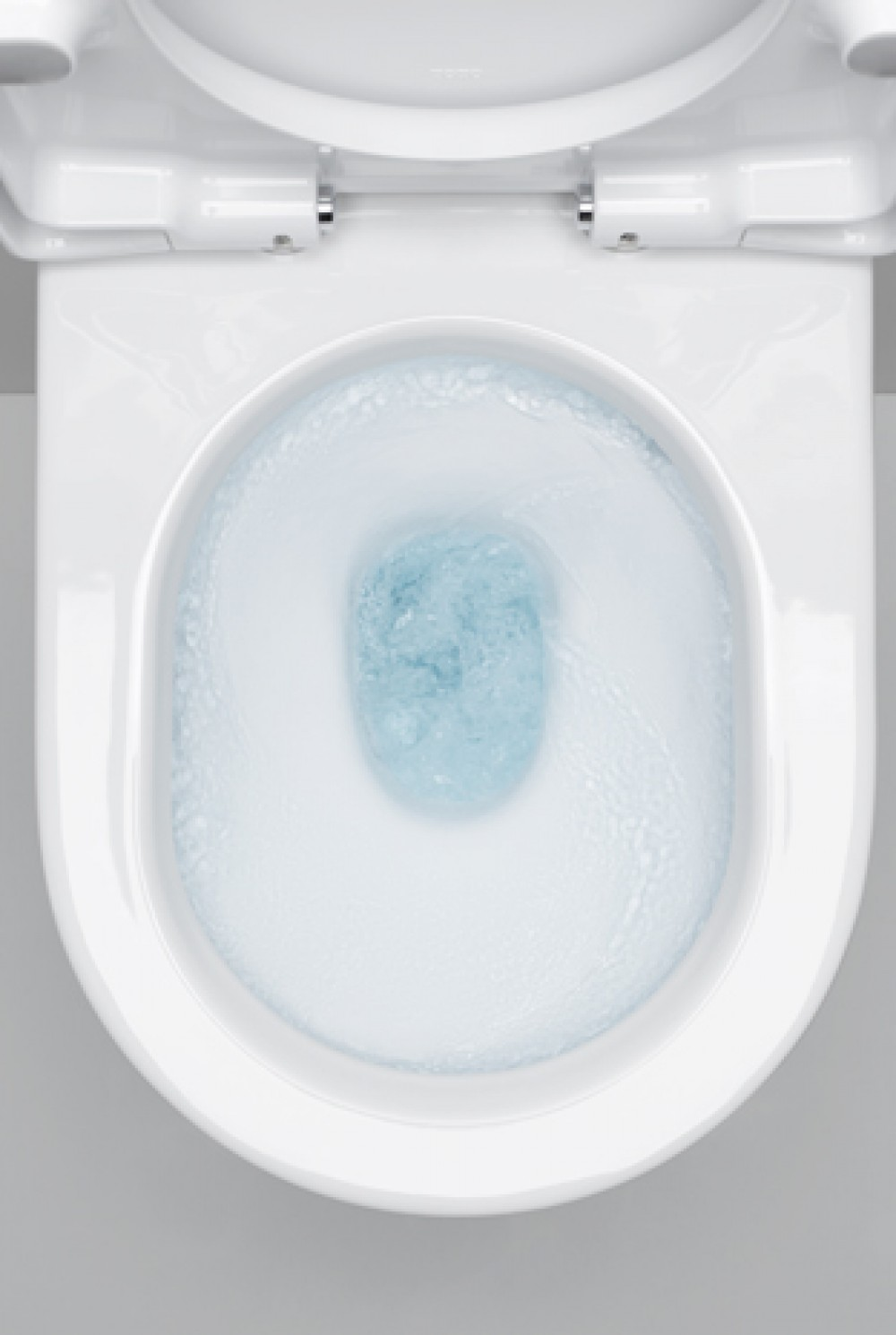 toto nc wall-hung rimless toilet