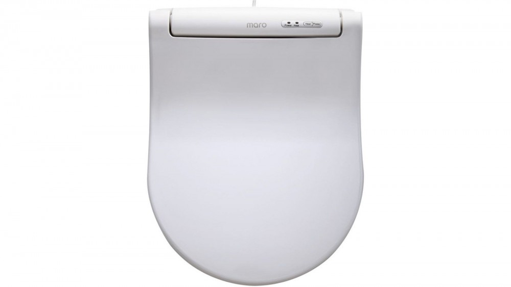 Maro D'Italia Di500 Heated Seat with LED Night Light - Duroplast - Made in Italy