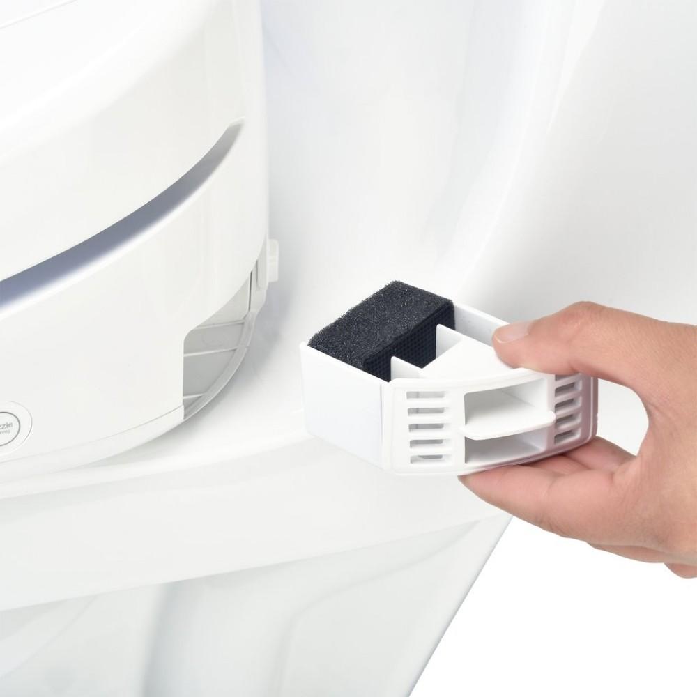 detachable removable active coal air filter