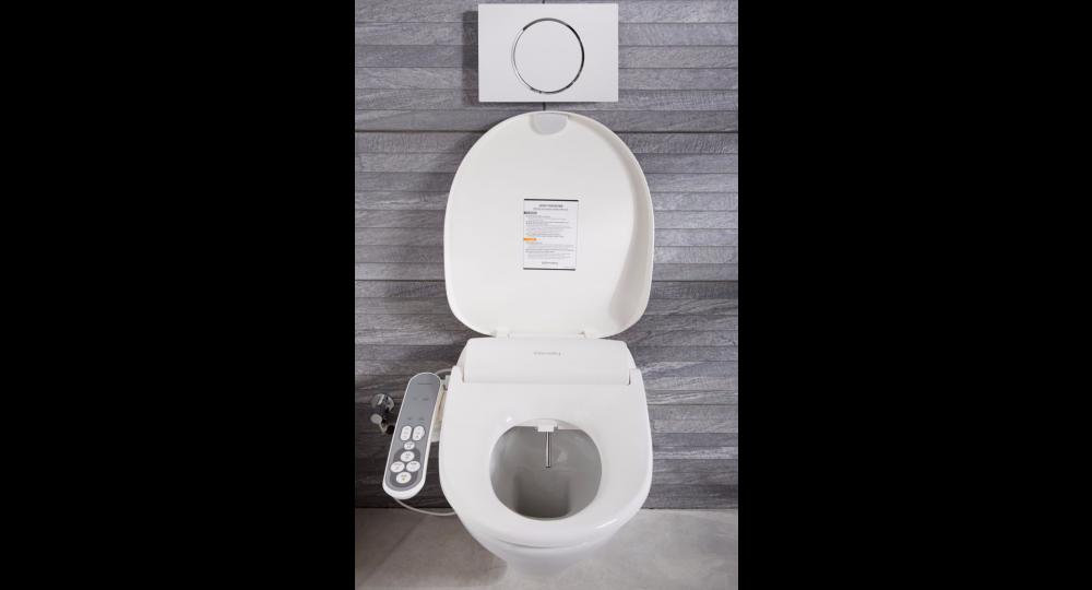 Enjoyable Bidet Heated Seat 5 Best Bidet Toilet Seats Reviews Of 2019 Theyellowbook Wood Chair Design Ideas Theyellowbookinfo