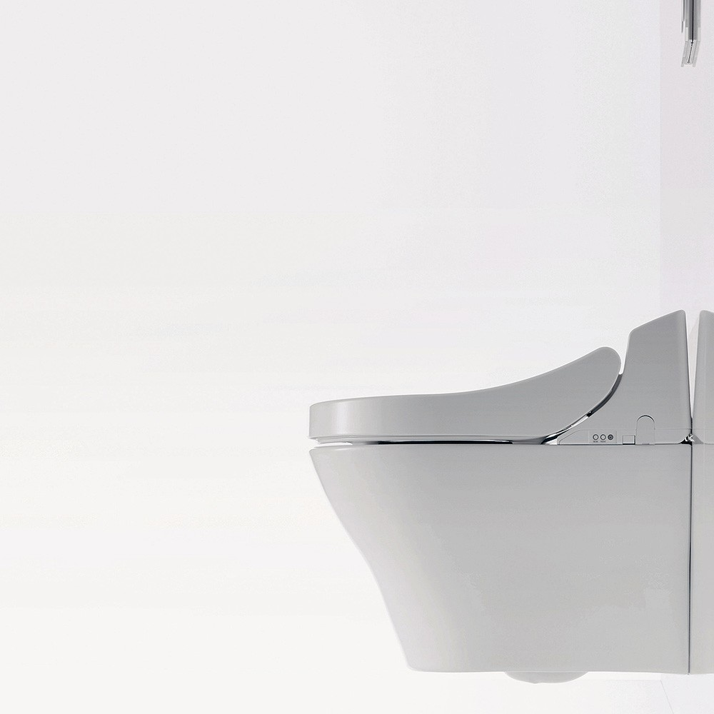 TOTO WASHLET GL with side connections Tooaleta