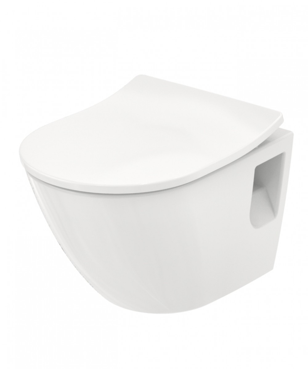toto nc cw762y rimless wall hung toilet pan wc
