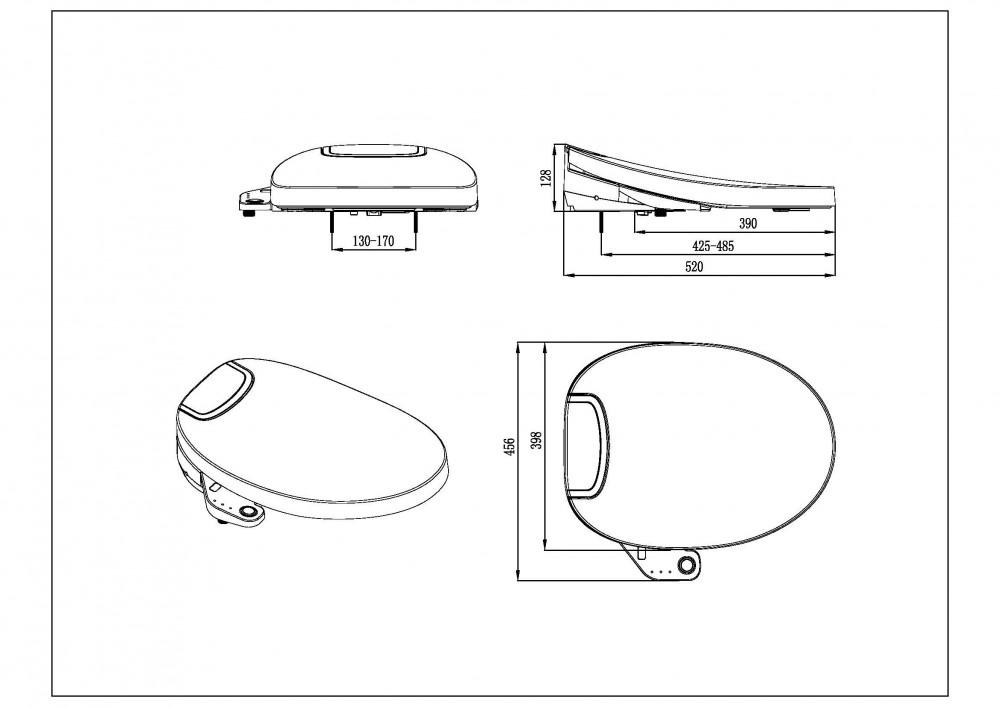 maro d'italia di800 dimensions measurements