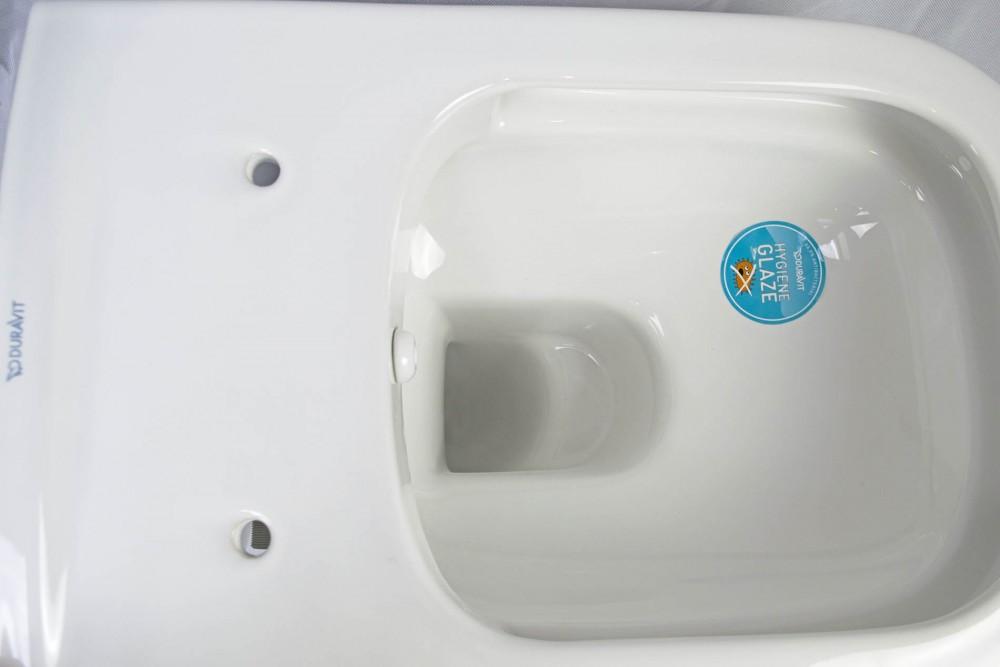 Top Duravit D-code rimless WC and soft close seat Set Tooaleta RF37
