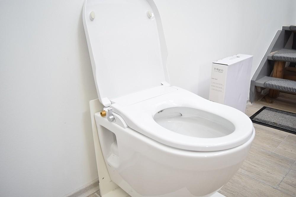 shower toilet maro fp104 & toto nc