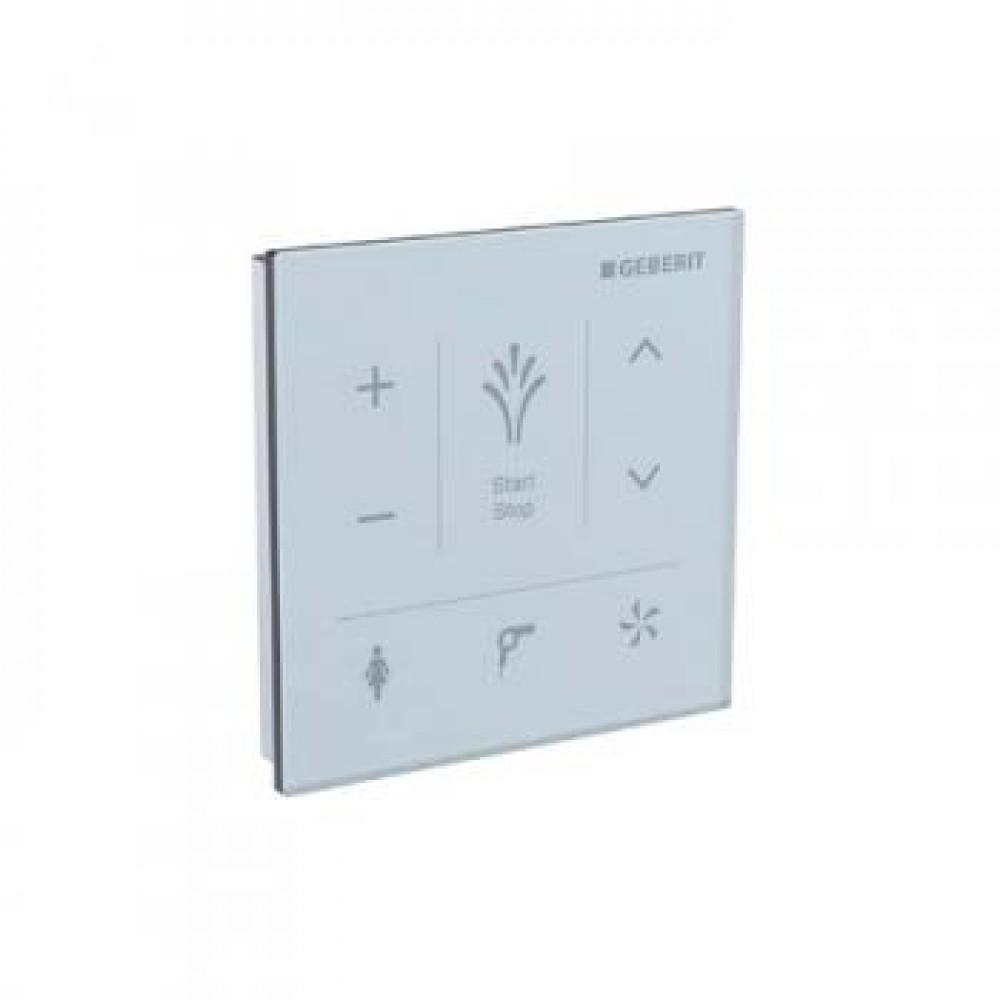 geberit aquaclean mera wall panel white glass 147038si1 tooaleta. Black Bedroom Furniture Sets. Home Design Ideas