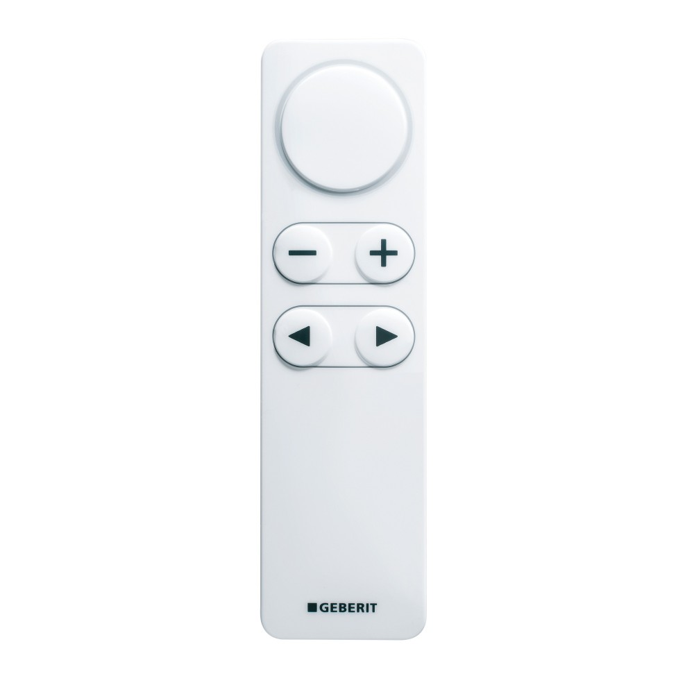 Geberit AquaClean Sela Shower toilet complete, floor-standing 146170111 remote control