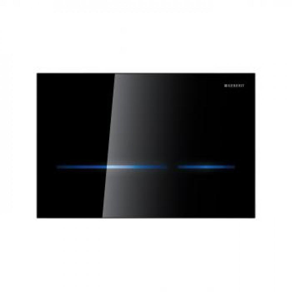 Geberit Hytronic Sigma80 Sensor Flush Plate For Dual Flush