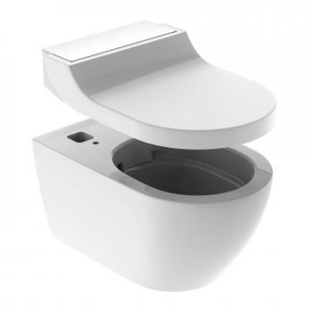 Geberit aquaclean tuma comfort complete shower toilet set for Geberit products