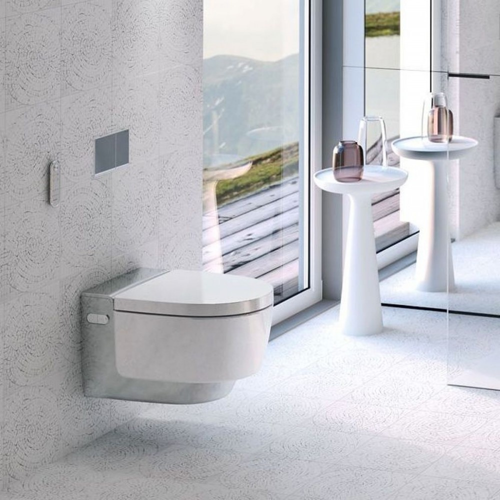Aquaclean mera tooaleta shower toilets