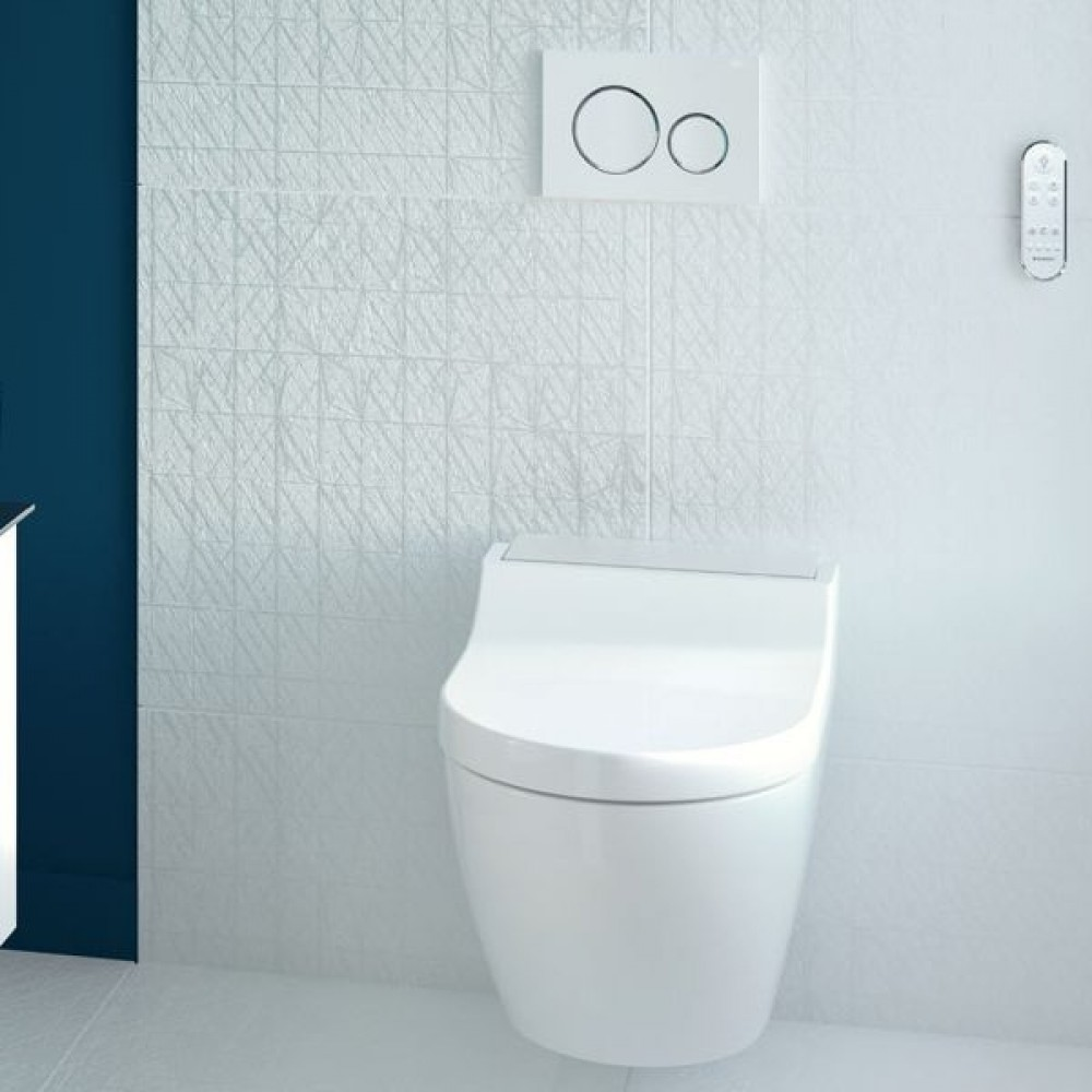 Toilet shower bidet seat aquaclean tuma