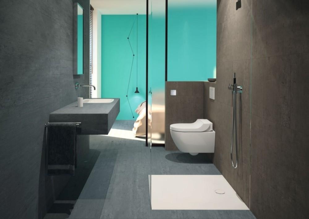 Geberit Aquaclean Tuma Classic toilet shower bidet seat