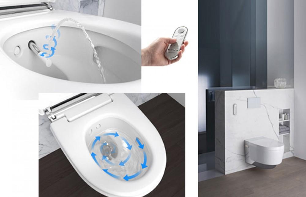 geberit aquaclean mera shower toilet united kingdom