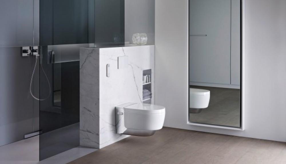 shower toilet bidet seat geberit aquaclean mera ireland