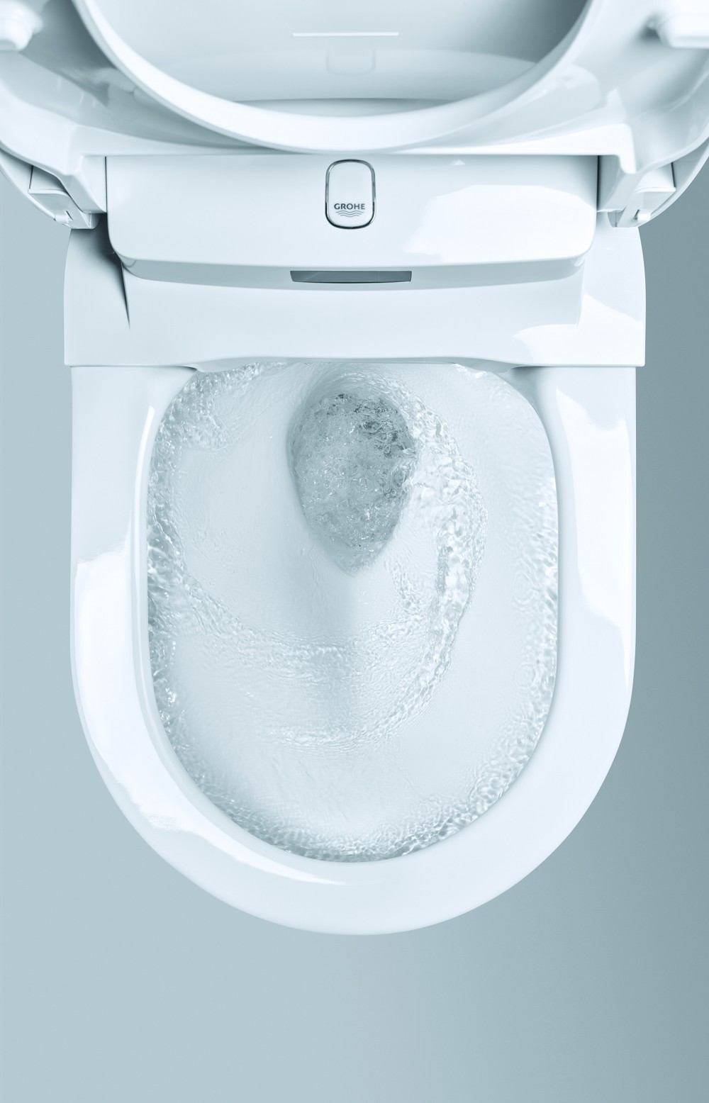 grohe sensia areana spalet shower toilet bidet seat rimless design