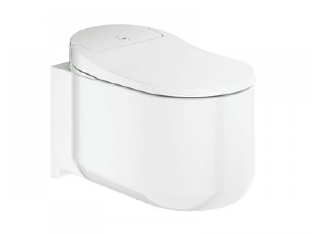 grohe sensia areana spalet shower toilet bidet seat