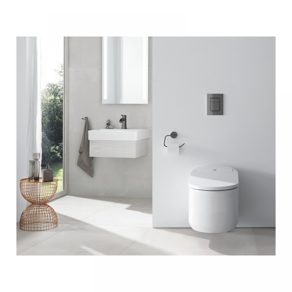 grohe sensia arena shower toilet complete system wall hung