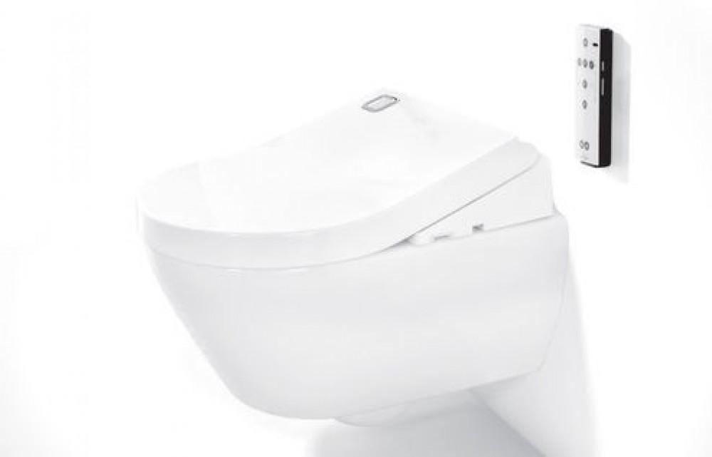 Villeroy & Boch ViClean-U Shower Toilet set turn key bidet