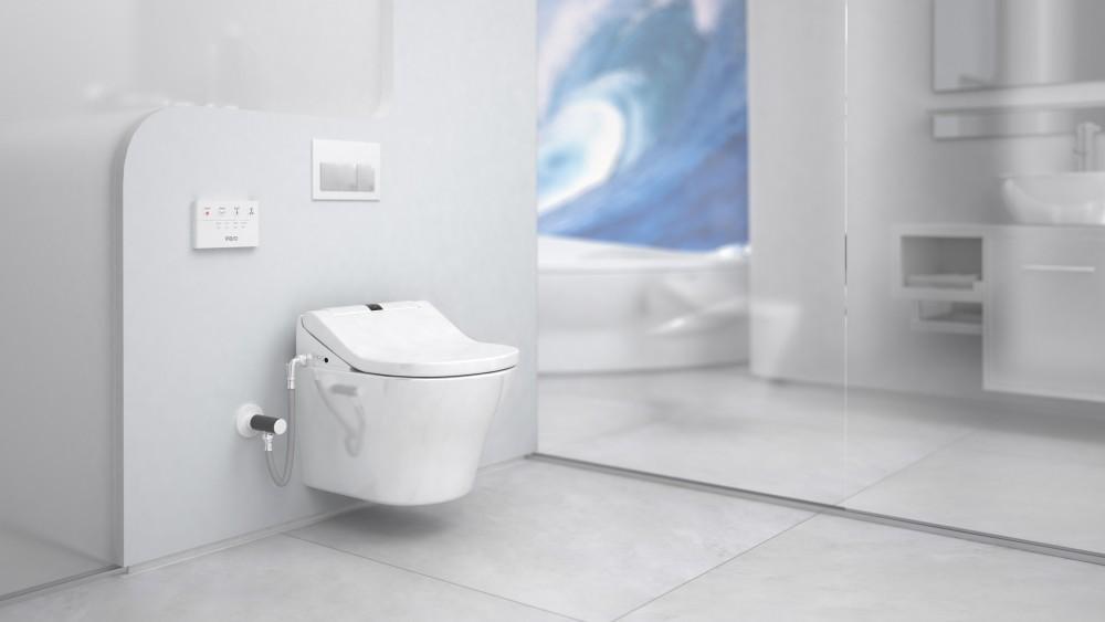 maro d'italia di600 aqualet shower toilet