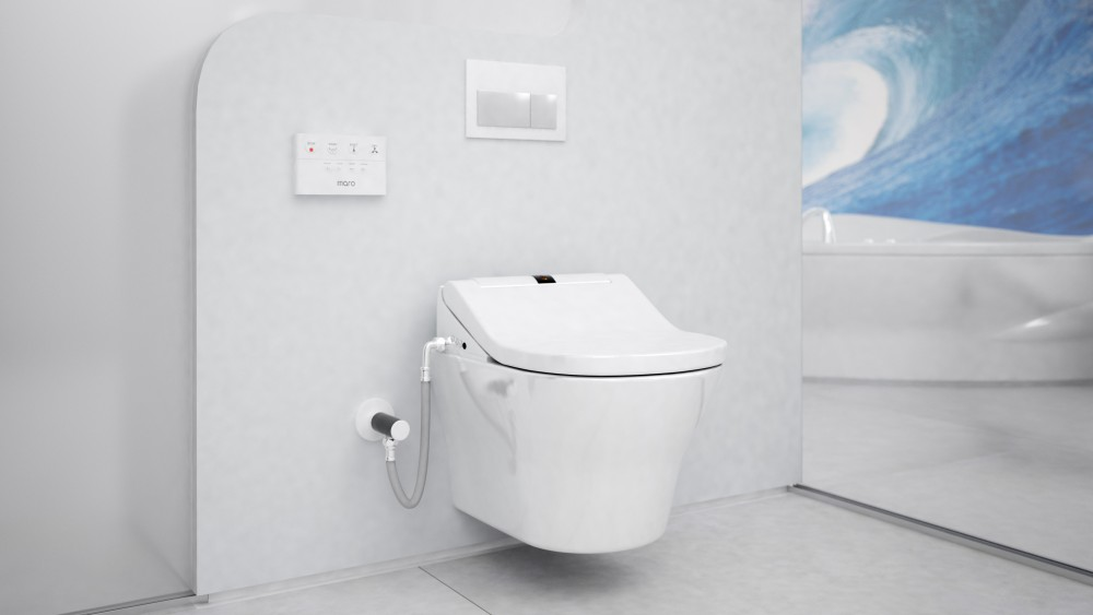 aqualean shower toilet washlet