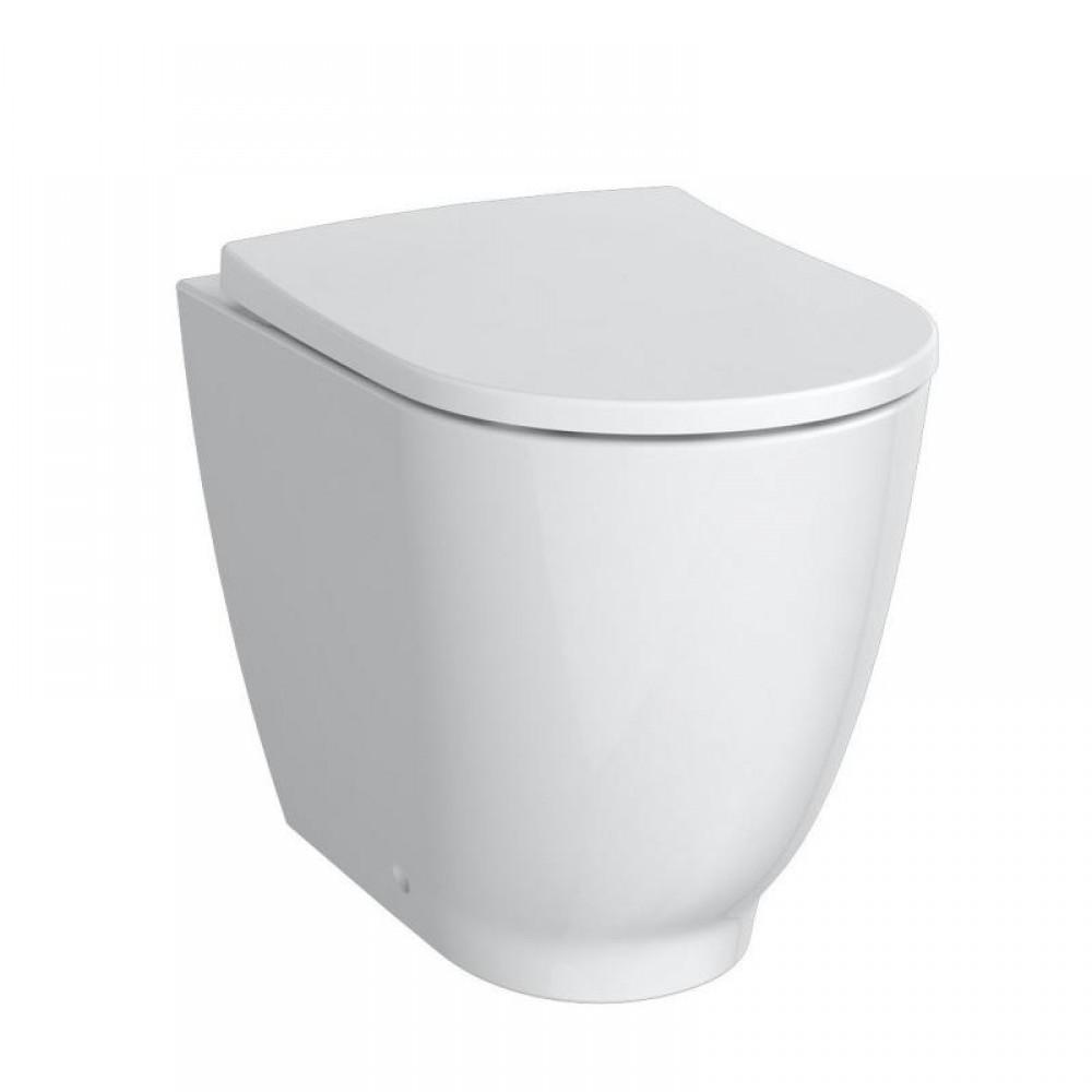 keramag acanto floorstanding washdown rimless toilet white 500602012 tooaleta. Black Bedroom Furniture Sets. Home Design Ideas