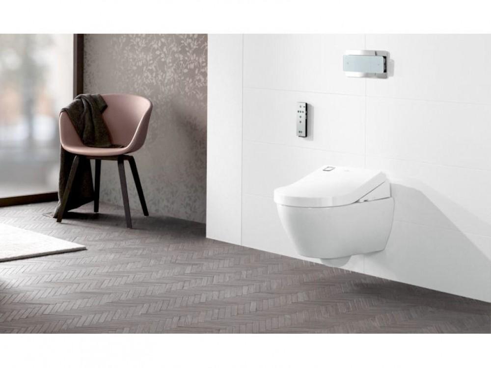 Villeroy & Boch ViClean-U Shower Toilet set united kingdom