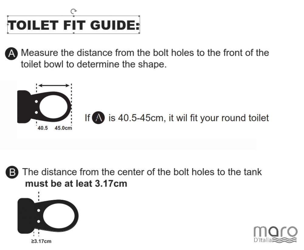 will it fit guide maro fp208 manual bidet seat