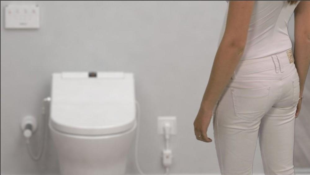 high quality shower toilet bidet seat