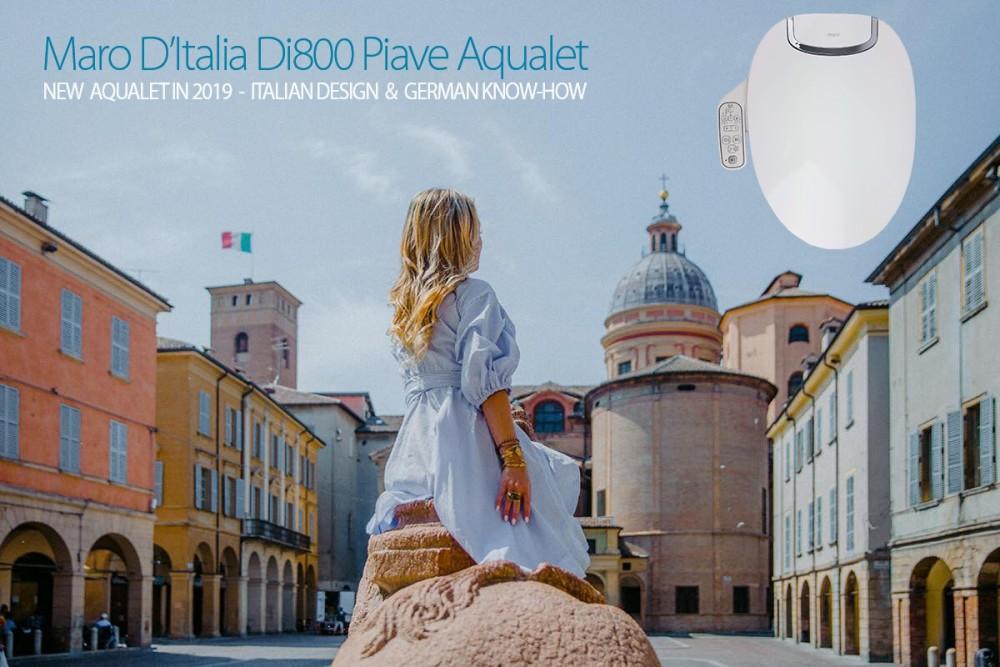 maro d'italia di800 piave aqualet washlet