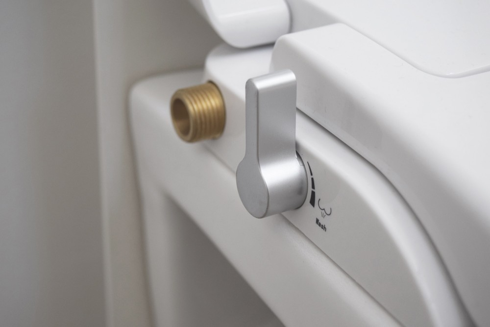 cold water washlet fp104 installation